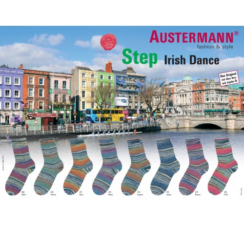 "Step ""Irish Dance"" von Austermann"