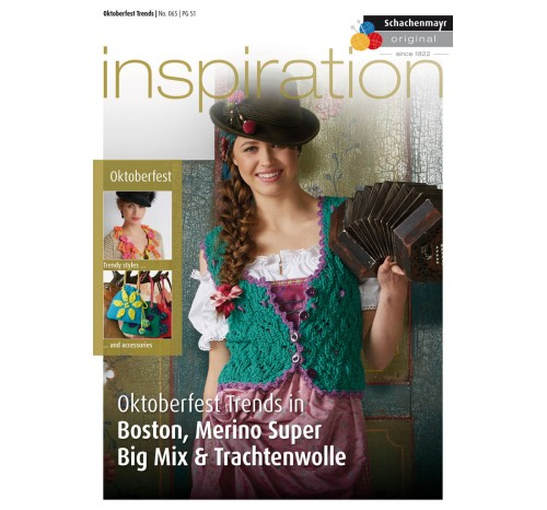 Inspiration No.065 Oktoberfest Trends