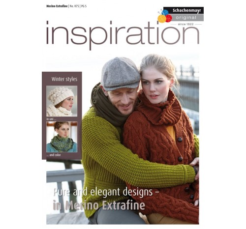 Inspiration No 075 Merino Extrafine