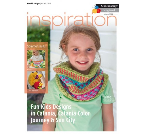 Inspiration No. 079 Fun Kids Design