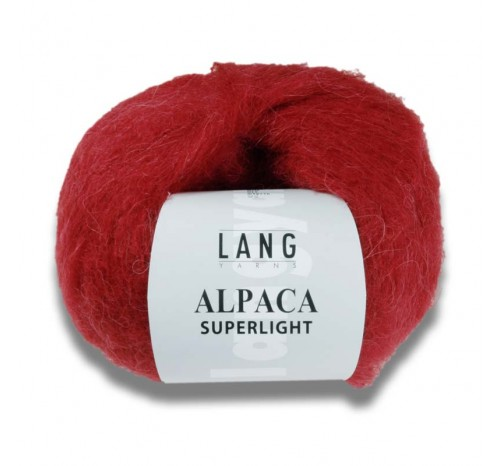 Alpaca Superlight von Lang Yarns