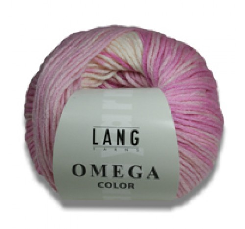 Omega Color von Lang Yarns