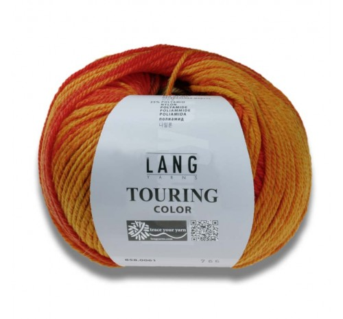 Touring Color von Lang Yarns