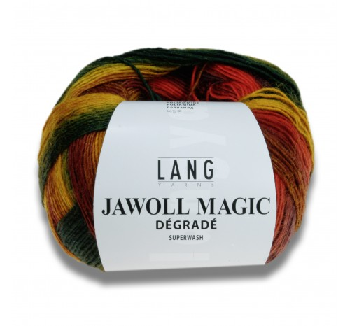 Jawoll Magic Dégradé von Lang Yarns