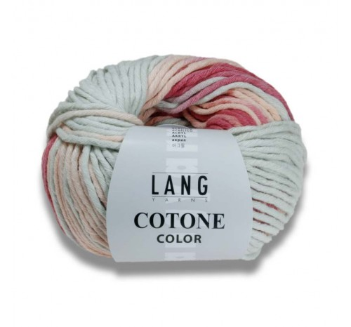 Cotone Color von Lang Yarns