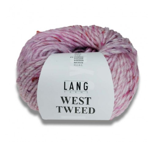 West Tweed von Lang Yarns