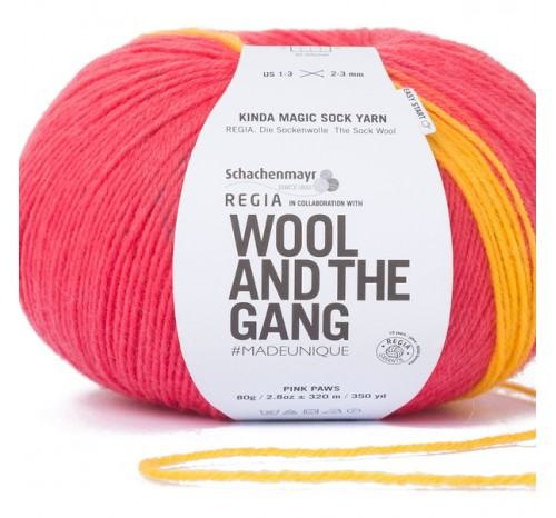 Kinda Magic Sock Yarn - Regia von Schachenmayr
