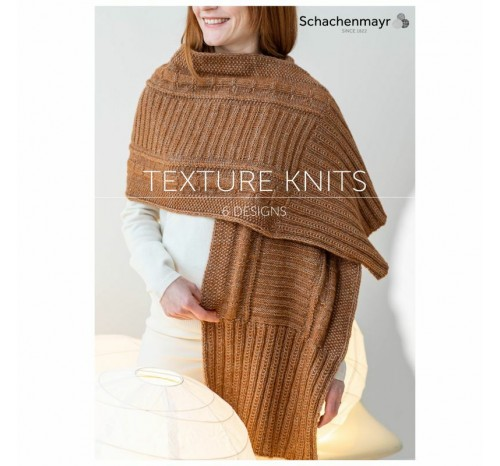 """Booklet """"Texture Knits"""""""