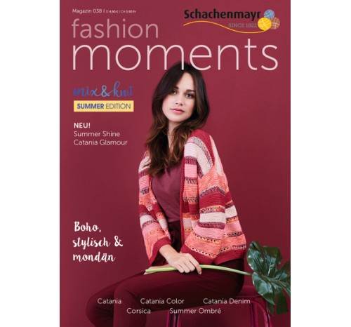 Magazin 038 - Fashion Moments