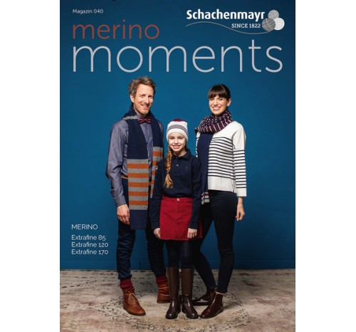 Magazin 040 Merino Moments