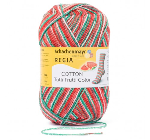 Regia Cotton Tutti Frutti Color