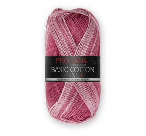 Basic Cotton Fine Color von Pro Lana