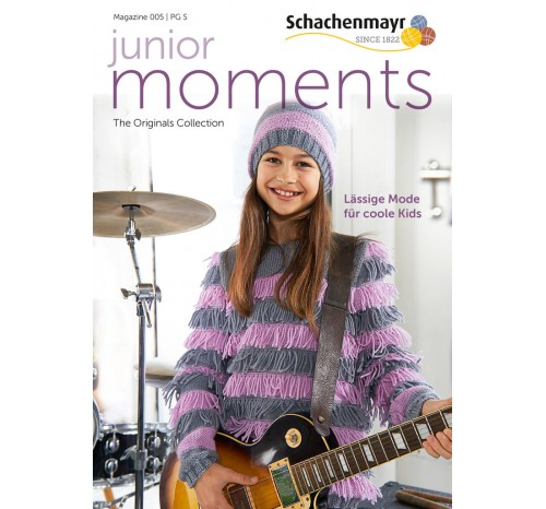 Magazin 005 Junior Moments
