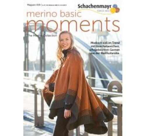 Magazin 019 Merino Basic Moments