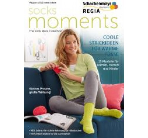 Regia Magazin 001 - Socks Moments