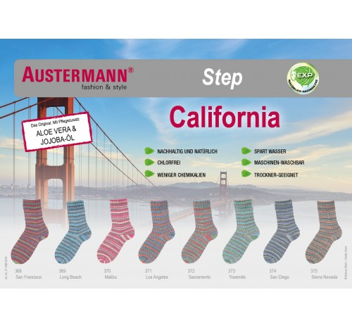"Step ""California"" von Austermann"