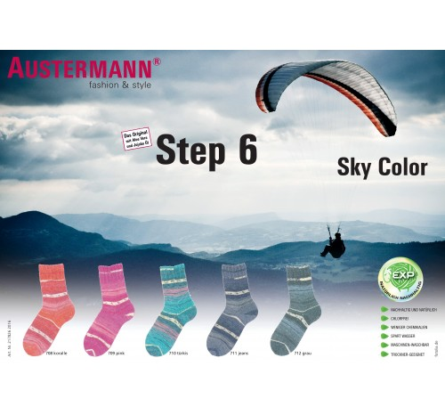 "Step 6 ""Sky color"" von Austermann"