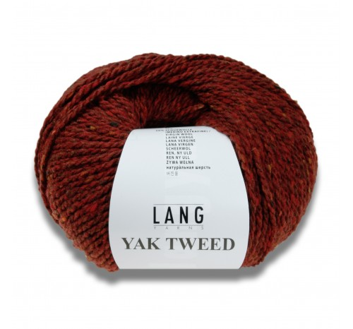 Yak Tweed von Lang Yarns