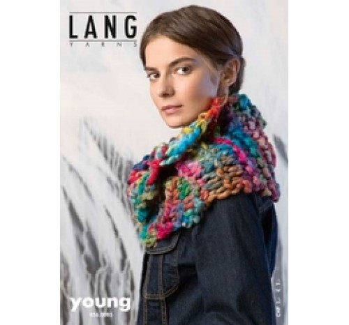 Booklet Stricken mit Young von Lang Yarns